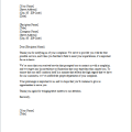 Laundry Service Apology Letter to Client