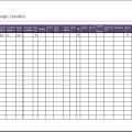 Eating Allergic Checklist